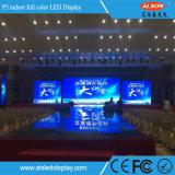 Schermo dell'interno pieno della parete di colore P5 LED video con il prezzo di fabbrica