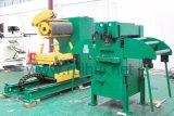 Máquina do Straightener que Metal a máquina de Uncoiler