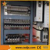 Sj Serien-einzelne Schraubenzieher-/Extruder-Maschine für HDPE Rohr/Profil/Tabletten/Blatt