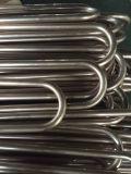 Messingkupfer ASTM B111 UNS C44300UNS C68700, UNS C45020, UNS C45010 Gefäß-Rohr-Schlauchrohrleitungen für Kondensator, Wärmeaustauscher