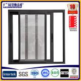 8 millimètres de double aluminium glissant la vue blanche de Windows avec l'espace libre gâché