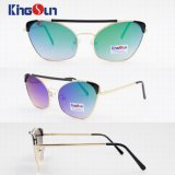 Óculos de sol da forma do desenhador do tipo (KS1253)