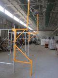 Système/échafaudage américains d'échafaudage de bâti pour la construction