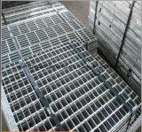 Het Hete Ondergedompelde Gegalvaniseerde het Vloeren van de Fabriek Staal van uitstekende kwaliteit Frating