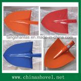 Schaufel-Handwerkzeug-Puder-überzogene Stahlschaufel
