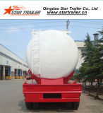 60 Cbm Tanker Cemento Transporte del semi-remolque