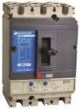 50AMP 63AMP 80AMP 100AMP MCCB, 3pole/4pole moldeó el corta-circuito del caso con el bloqueo