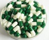 Perle vuote di verde blu