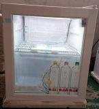 Mini refrigerador da capacidade pequena sem dossel