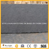 De natuurlijke Zwarte/Grijze/Gele Lei van de Steen van de Cultuur voor de Tegels van /Wall van de Bevloering