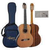 Guitarra clássica do estilo mestre de Smallman da classe
