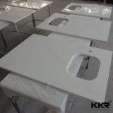 Countertop van de Keuken van de Oppervlakte van de Steen van Kkr Kunstmatige Stevige