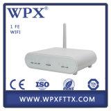 WiFi 무선 인터넷 광섬유 대패 Gepon ONU