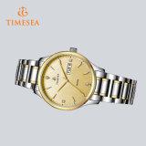 Orologio automatico del quarzo svizzero dell'acciaio inossidabile per l'uomo e Ladies72618