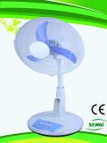 18 pouces de DC12V Table-Restent le ventilateur solaire Sb-St-16c de bureau de ventilateur de ventilateur)