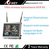 Best Quality 4/8 CH Bullet Caméra IP WiFi NVR Kit sans fil
