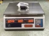 Escala de peso eletrônica do preço com bateria recarregável