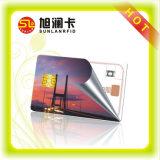 Cartão do contato CI da alta qualidade com a microplaqueta 24c