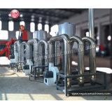 Le plastique réutilisent le prix de machine/plastique de rebut réutilisant des produits de machine