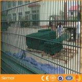 Rete fissa rivestita di ascensione del PVC anti e rete fissa galvanizzata 358
