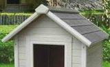 Casa de madera al aire libre barata del animal doméstico 2016