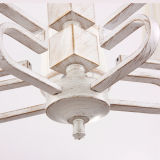 Colgante de la iluminación de la decoración y luz elegantes grandes de la lámpara para el hogar