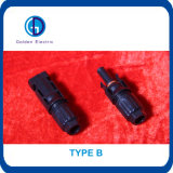 2.5mm2~6.0mm2 de mannelijke/Vrouwelijke IP67 ZonnePV ZonneSchakelaar van Schakelaars Mc4