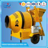 Eixo único horizontal Jzm350 com misturador de concreto de alta qualidade
