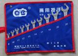 Le chiavi a doppio uso della prugna metrica degli strumenti della mano hanno impostato 10X8-24