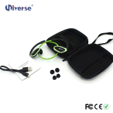 Radio corriente impermeable del auricular de Bluetooth Bluetooth de la tirilla de la camisa portable del auricular de Bluetooth del surtidor de China