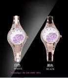 Reloj de las mujeres encantadoras con la correa Fs573 de la aleación