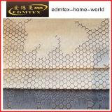 In reliëf gemaakt Fluweel 100% de TextielStof van de Polyester (EDM5129)