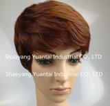 Parrucca sintetica tinta dei capelli di colore luminoso per la sensibilità dei capelli umani della donna