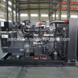 180kw / 225kVA Moteur Shangchai à refroidissement par eau à usage industriel Générateur diesel