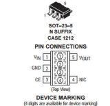 Geïntegreerde schakeling Mc78PC30ntr van de Lineaire Regelgever van het Voltage IC