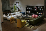 Gabinete de indicador de madeira da sala de visitas moderna italiana do estilo (SM-TV06)