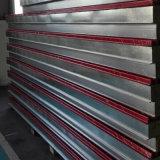 Alta calidad Rockwool/el panel de emparedado clasificado de las lanas/del fuego de roca