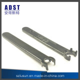ツールを締め金で止める高い硬度Er11-Mのスパナーの締める物