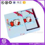 Sacchetto impaccante di carta sveglio dentellare del regalo dei vestiti del bambino