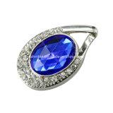 De waterdichte Aandrijving van de Flits van het Kristal USB van de Schijf van de Juwelen USB van de Diamant