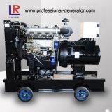 50Hz 380V 20kw 25kVA Draagbare Diesel Generator