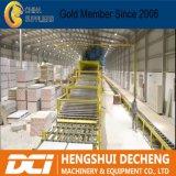 Ligne ignifuge étanche à l'humidité de production de matériel de panneau de plafond de gypse