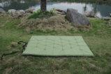 二重マットレス、PVC屋外装置、キャンプのマット、居間のためのスリープの状態であるパッドを膨脹させているOEMの自己