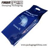 Il sacchetto impaccante del caffè di plastica con la valvola si leva in piedi in su il sacchetto con la chiusura lampo