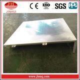 Façade en aluminium de mur rideau de qualité de vente directe d'usine