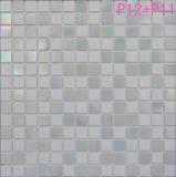 Iridium de mosaïque de verre cristal