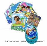Aprendendo jogos de cartão Cartão-Educacionais dos jogos de mesa para Preschoolers