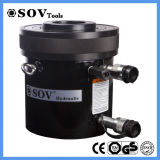 Cylindre hydraulique 60t du faisceau Rrh-606 creux