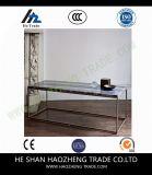 Hzct015コーヒーテーブルは家具に金属をかぶせる