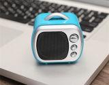 새 모델! 텔레비젼 모양 무선 휴대용 지능적인 Bluetooth 스피커